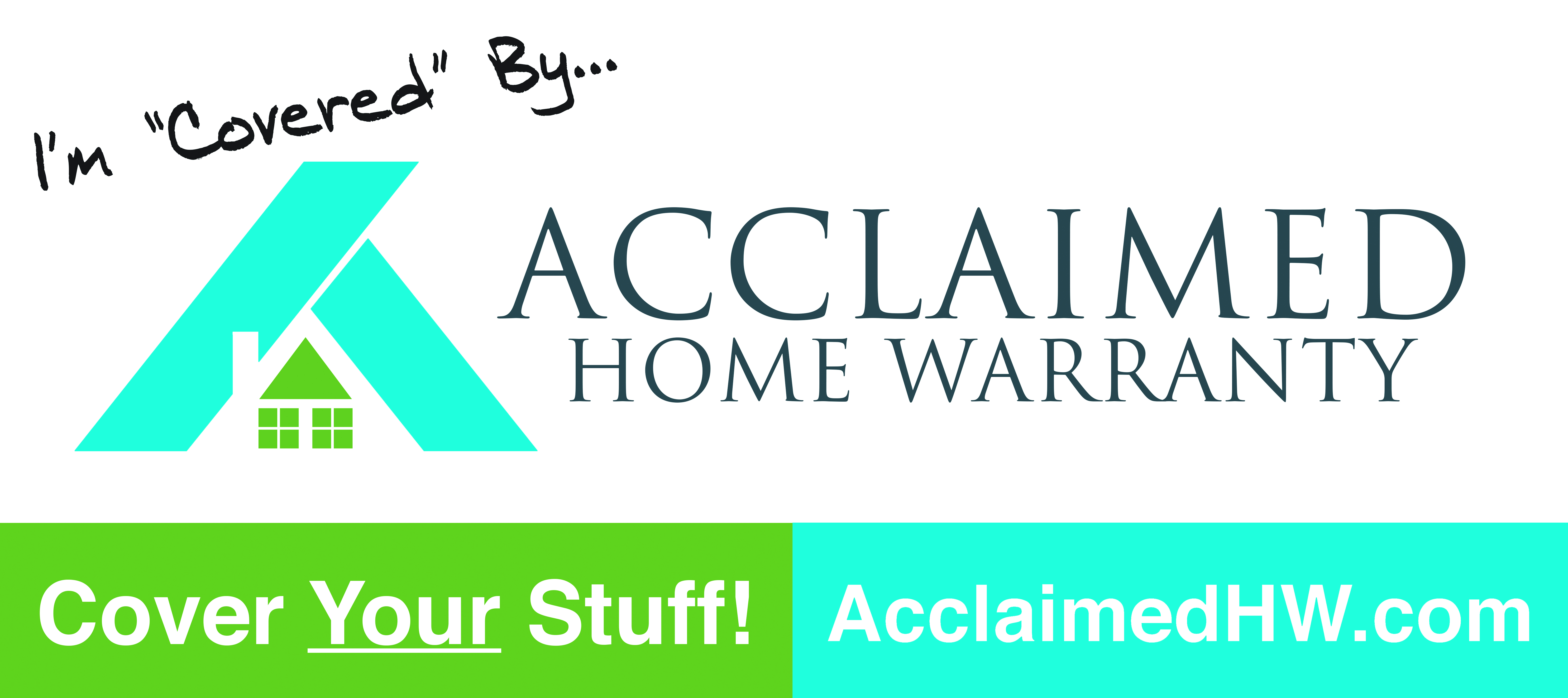 Bronze Sponsors - Acclaimed Home Warranty - Logo