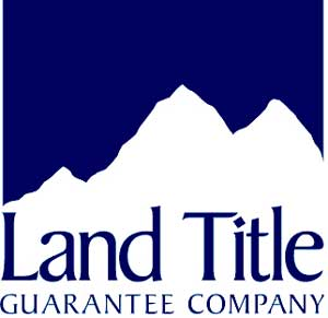 Registration and Breakfast Sponsor - Land Title Guarantee Company - Logo