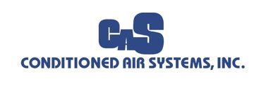 "Hole Sponsor ""Sixth Squad"" - Conditioned Air Systems, Inc. - Logo"