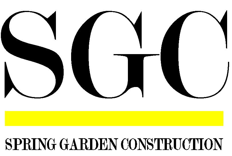 Game Sponsor - Spring Garden Construction - Logo