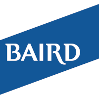 Standard Hole Sponsor - Baird - Logo