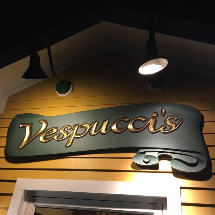 Vespucci's Italian Resturant & Pizzeria, $25 Gift Card
