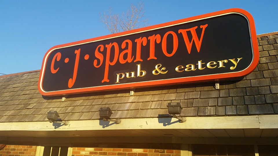 C.J. Sparrows Pub, $25 Gift Card