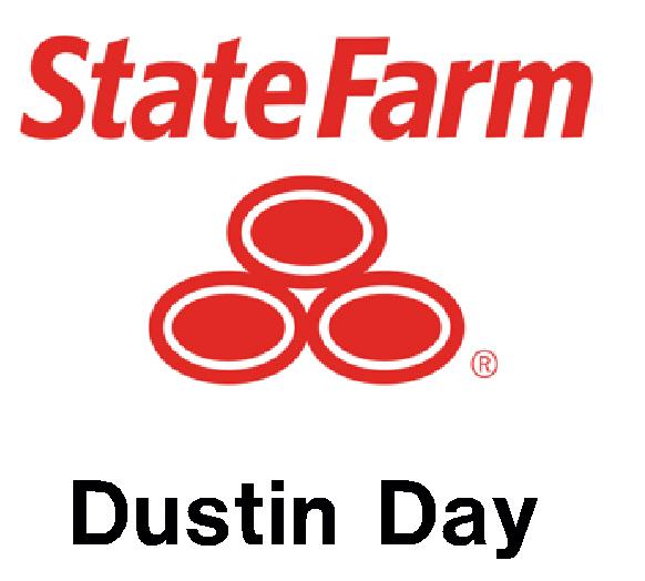 Upgraded Hole Sponsor - Dustin Day - Logo