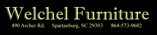 Bronze Hole Sponsor- $100 - Welchel Furniture - Logo