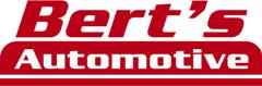 Silver Hole Sponsor- $200 - Bert's Automotive - Logo