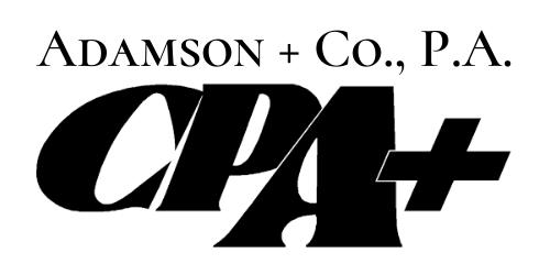 Adamson + Co., P.A.