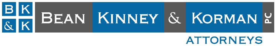 Hole - Bean, Kinney & Korman - Logo
