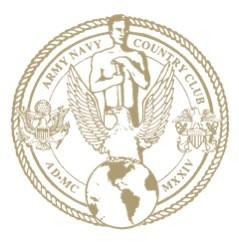Hole - Army Navy Country Club - Logo