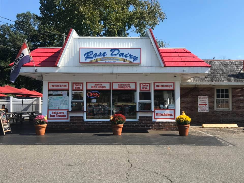 Rose Dairy, $20 Gift Certificate