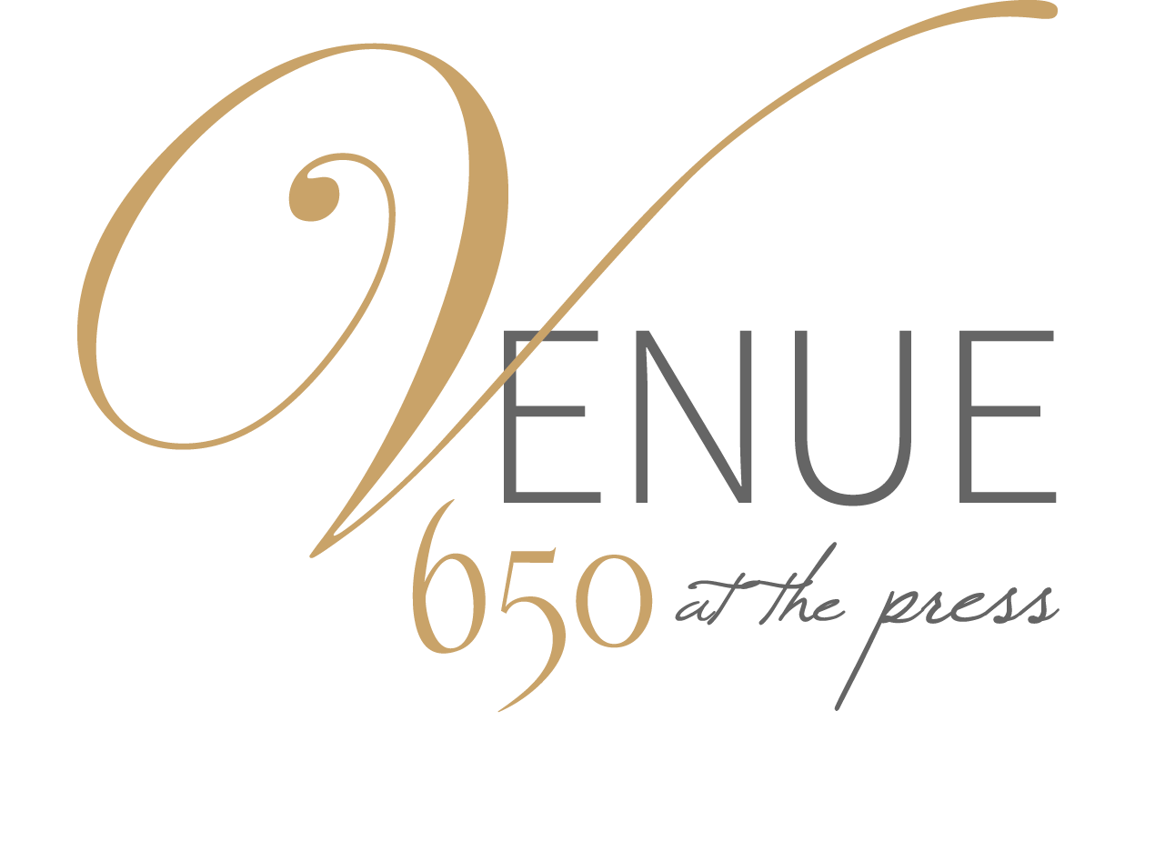 Bronze (Hole) Sponsor - Venue 650 - Logo