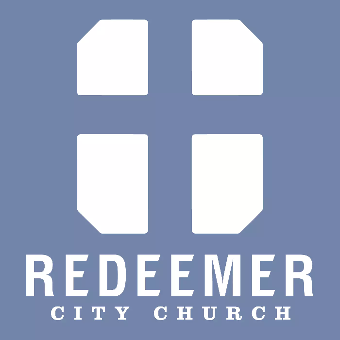 Platinum Sponsor - Redeemer City Church - Logo