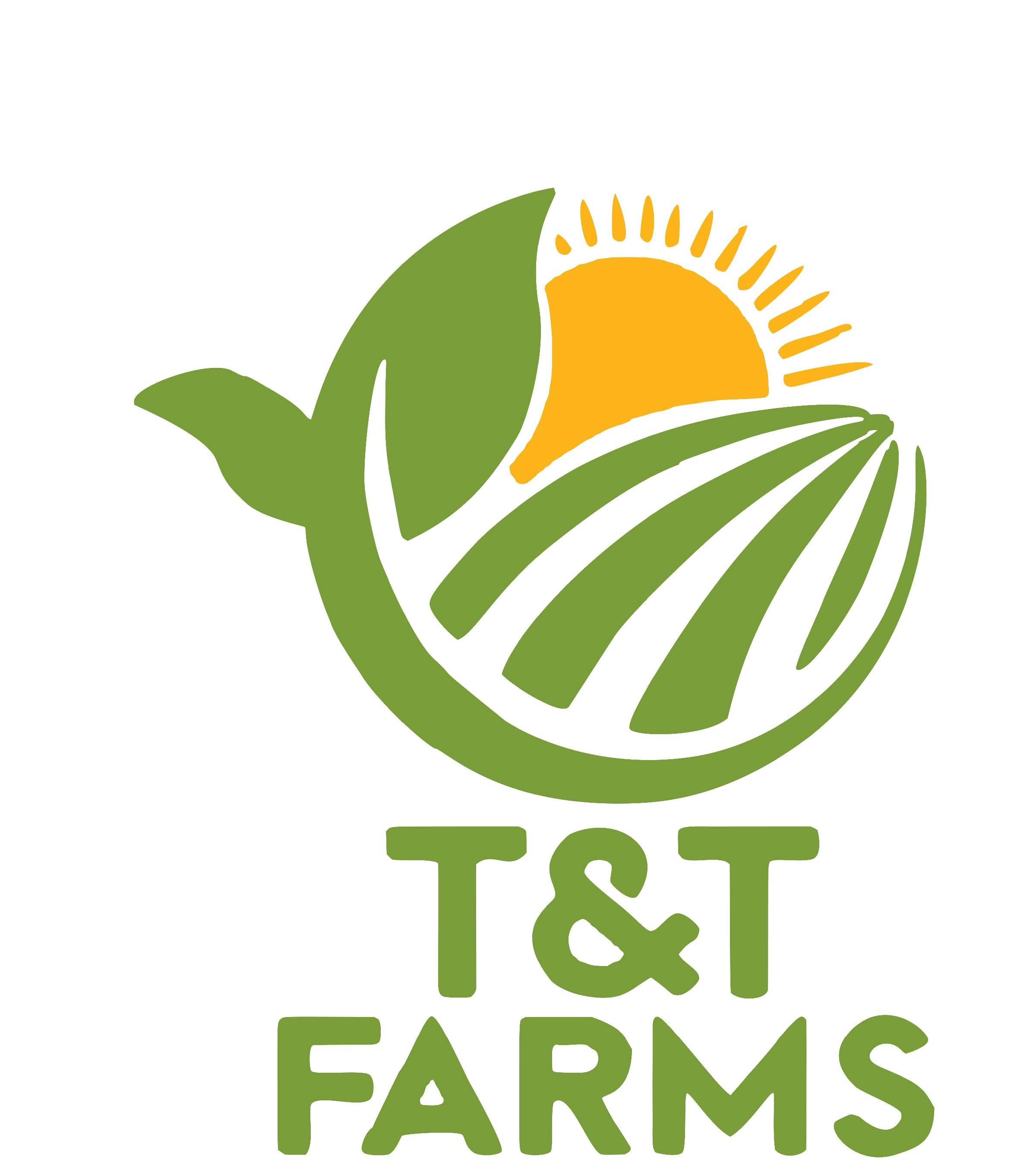 Putting Contest Sponsor - T & T Farms - Logo