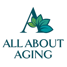 Bronze (Hole) Sponsor - All About Aging - Logo