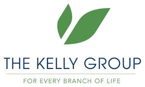 Bag Drop Sponsor - The Kelly Group - Logo