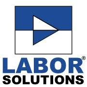 Lunch Sponsor - Labor Solutions - Logo