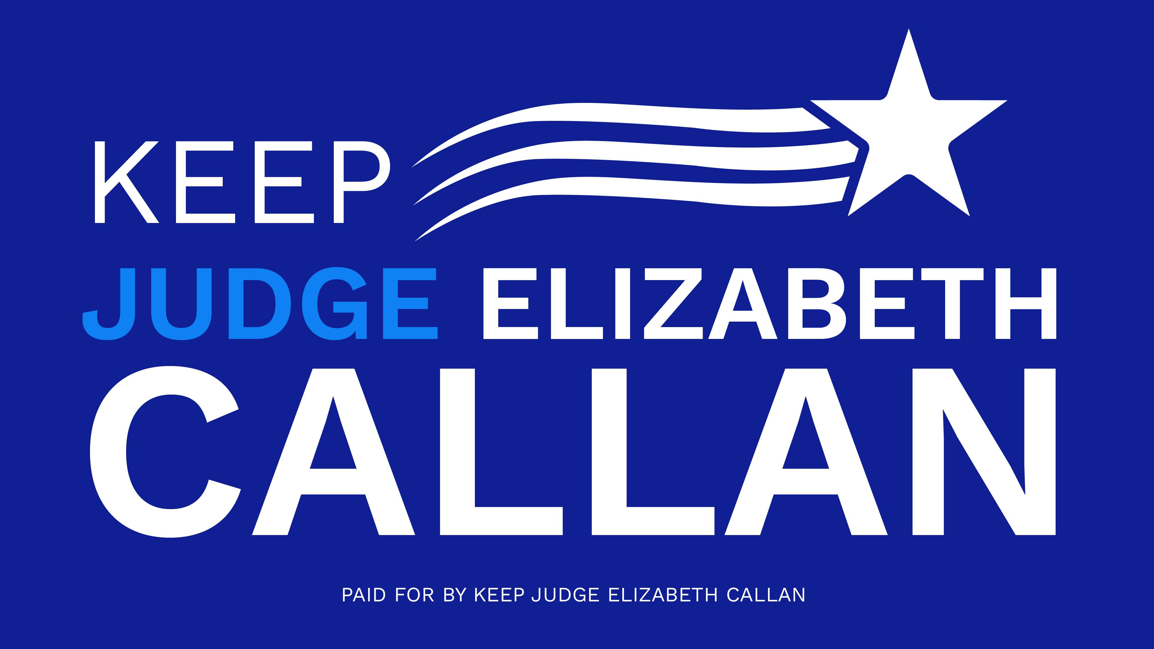 Judge Elizabeth Callan