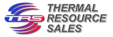 "Hole Sponsor ""Sixth Squad"" - Thermal Resource Sales - Logo"