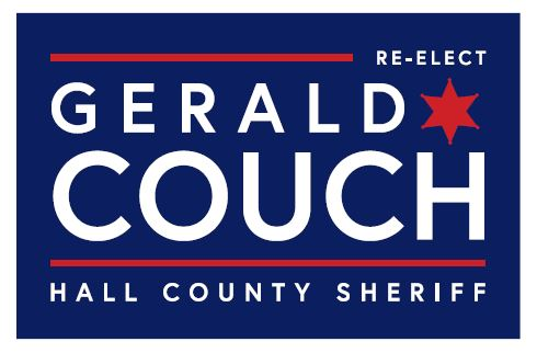 """Cadre"" Sponsor - Sheriff Gerald Couch - Logo"