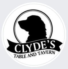Prize donations - Clyde's Tavern - Logo