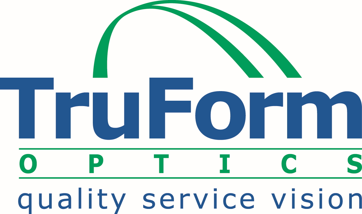 PLATINUM Sponsor - TruForm Optics - Logo