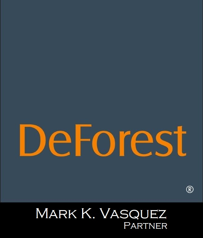 DeForest - Mark K. Vasquez