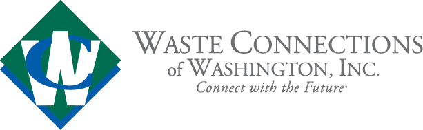 Hole In One Heroes Sponsors - Waste Connections - Logo