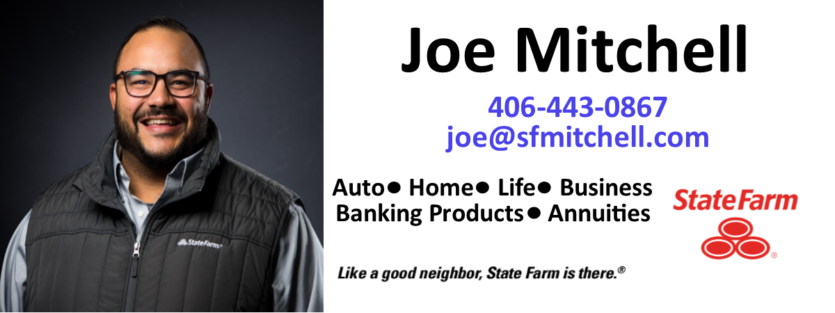 CO-TITLE SPONSOR - Joe Mitchell - State Farm Insurance - Logo