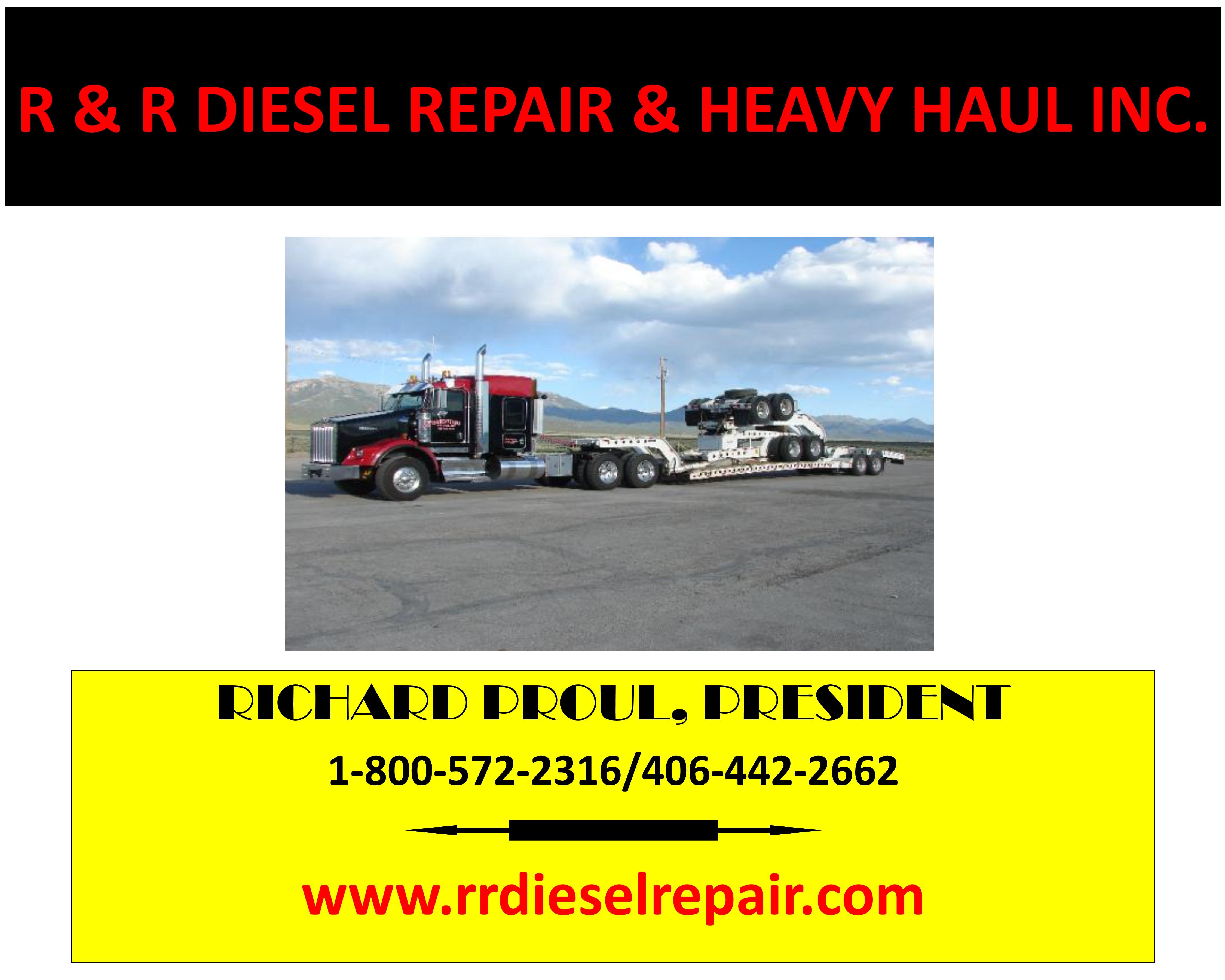 R & R Diesel
