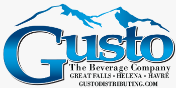 HOLE SPONSOR - Gusto Distributing - Logo