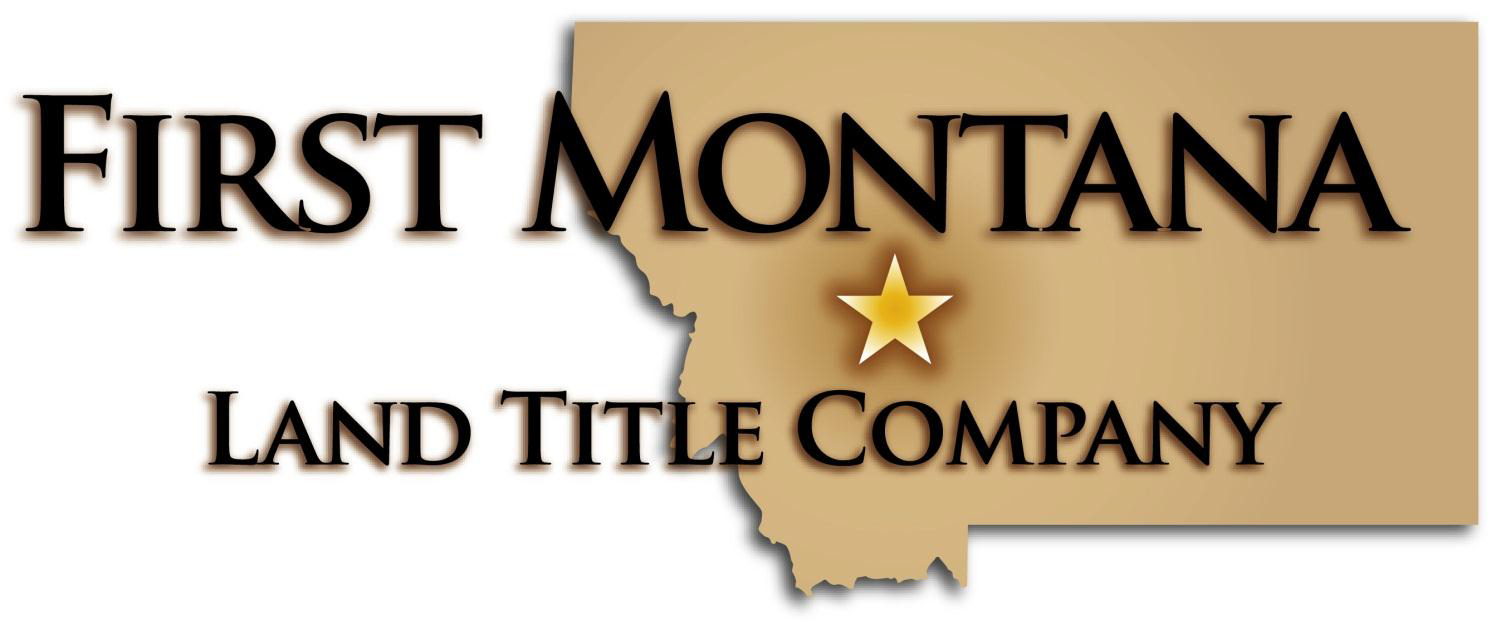 HOLE SPONSOR - FIRST MT LAND TITLE COMPANY - Logo