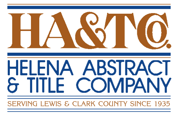 HOLE SPONSOR - HELENA ABSTRACT AND TITLE COMPANY - Logo