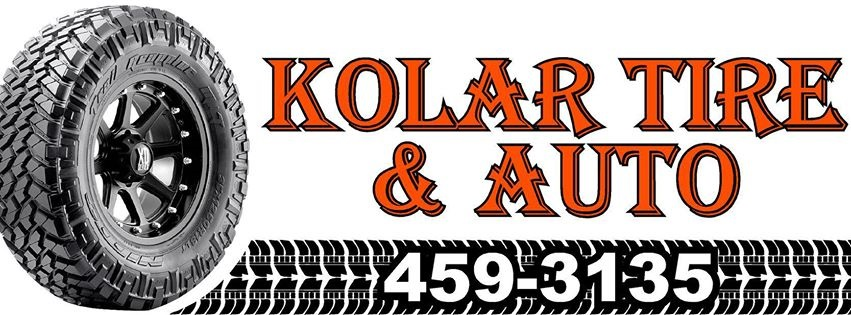 HOLE SPONSOR - KOLAR TIRE AND AUTO - Logo