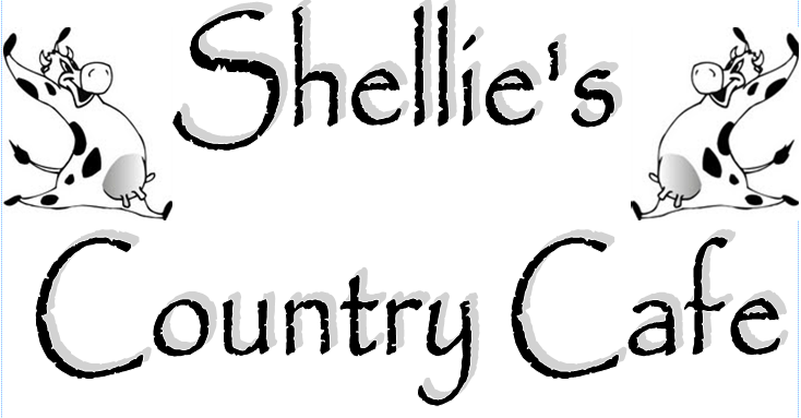 HOLE SPONSOR - SHELLIE'S COUNTRY CAFE - Logo