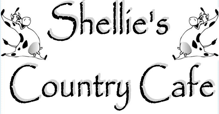 HOLE SPONSOR - SHELLIE'S COUNTRY CAFE - Logo