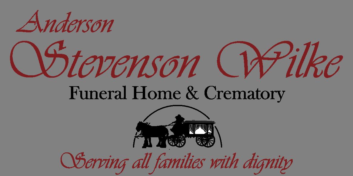 ANDERSON STEVENSON WILKE FUNERAL