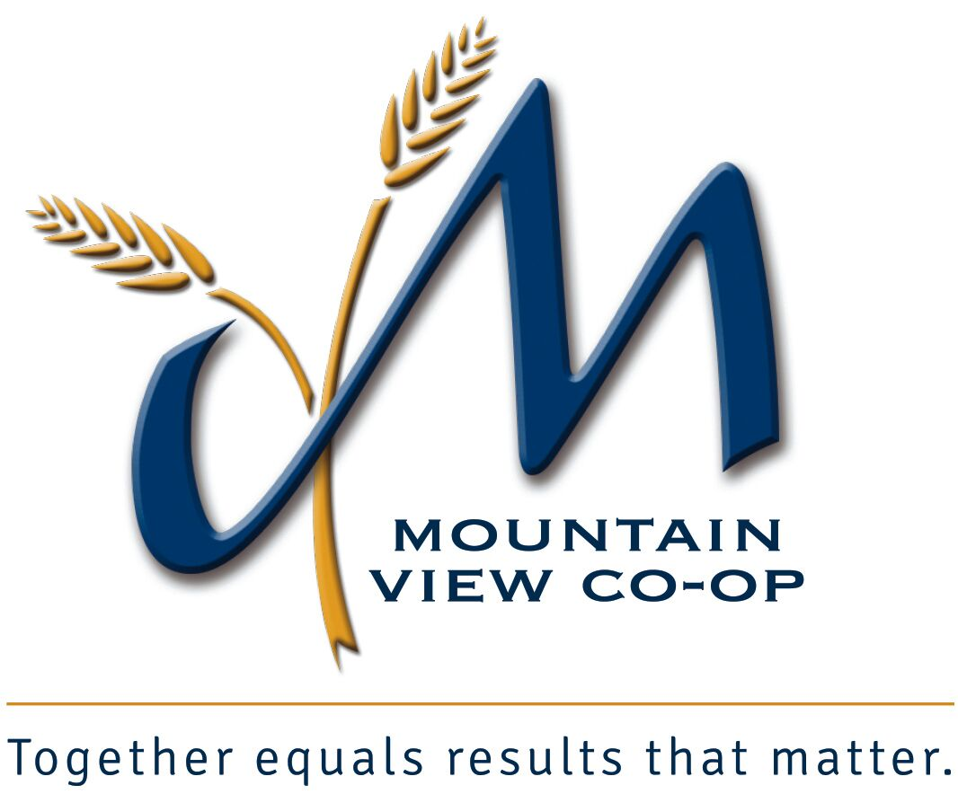 HOLE SPONSOR - MOUNTAIN VIEW CO-OP - Logo