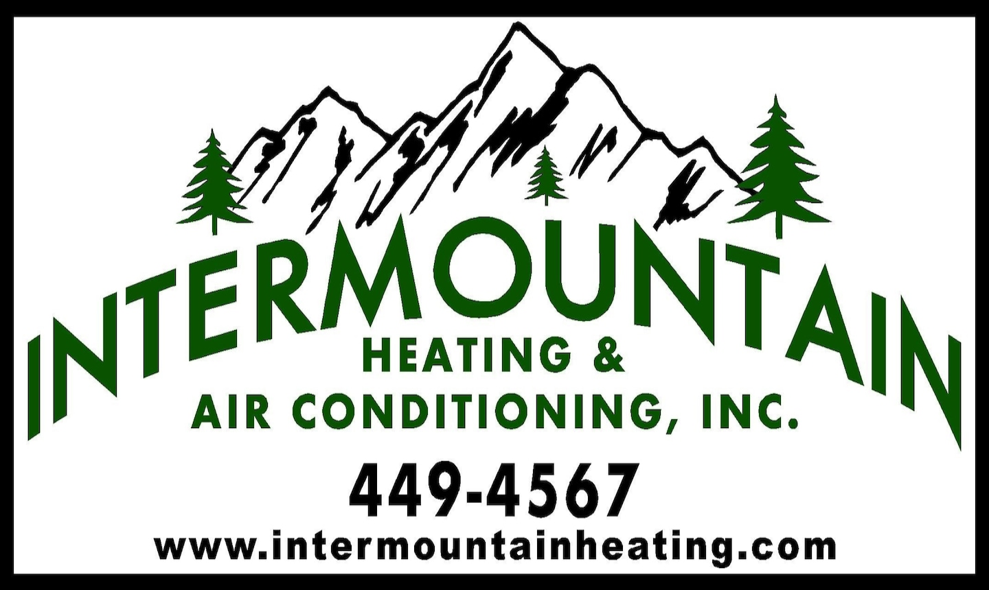HOLE SPONSOR - INTERMOUNTAIN HEATING AND AIR CONDITIONING - Logo