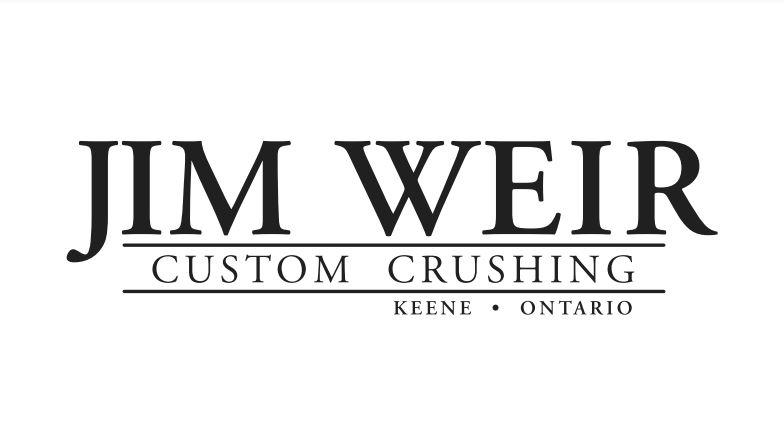 Jim Weir Custom Crushing
