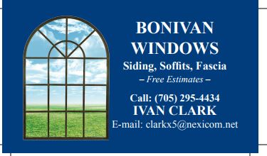 Bonivan Windows