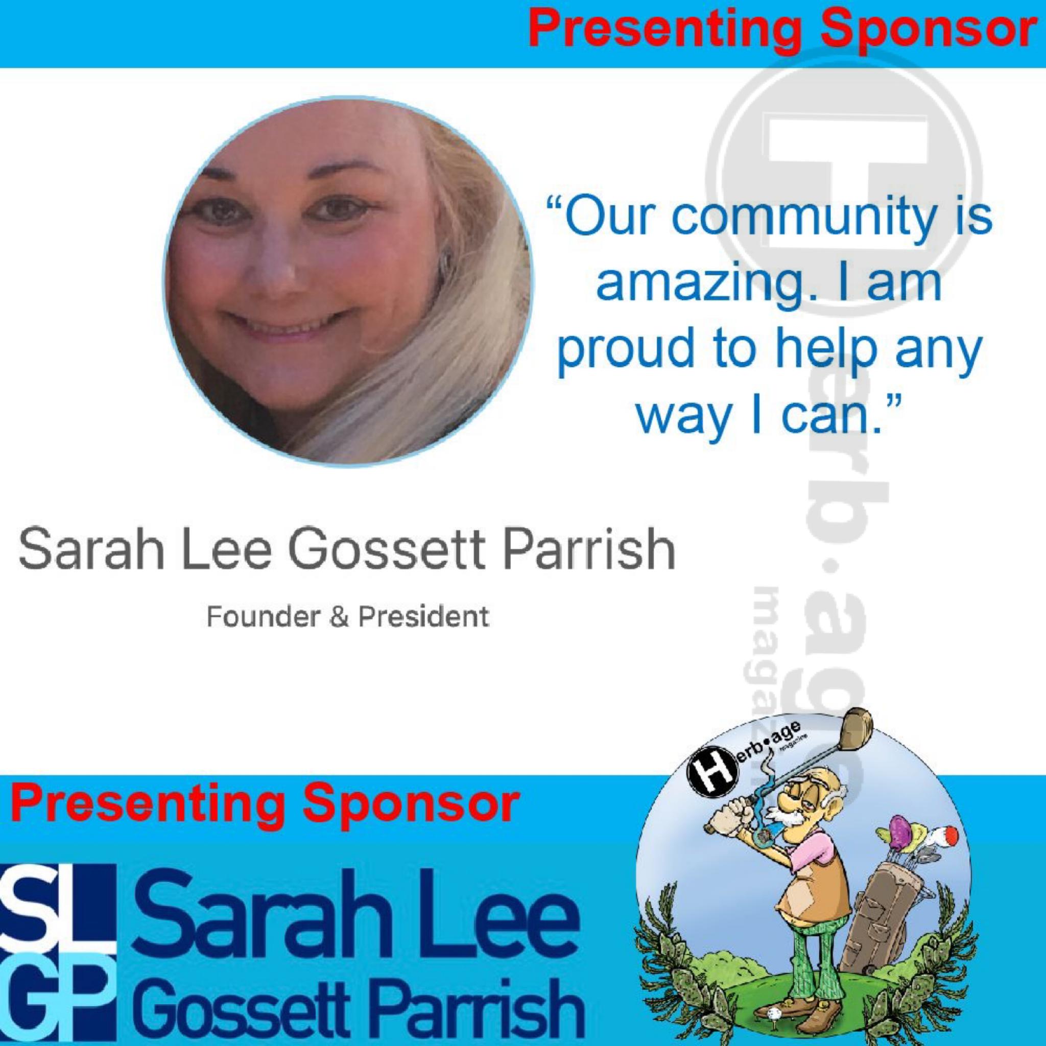 Sarah Lee Gossett Parrish