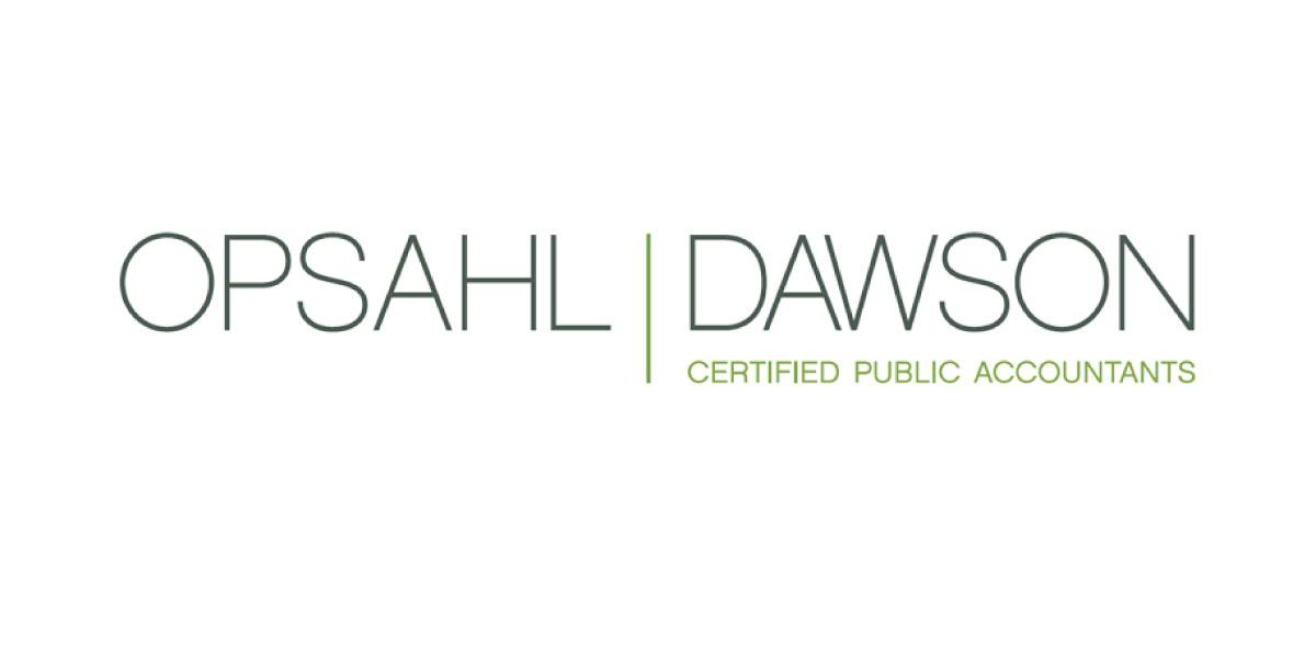 DJ Sponsor  - Opsahl | Dawson Certified Public Accountants - Logo