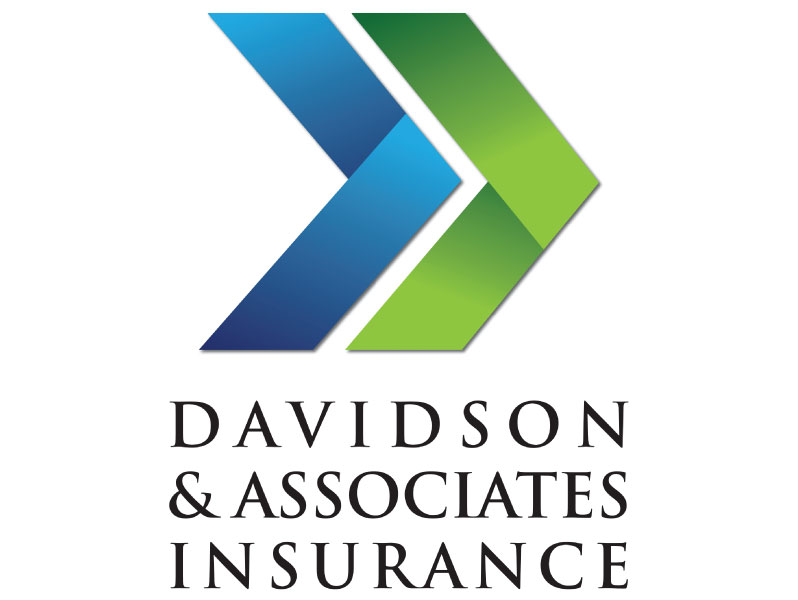 Hole Sponsors  - Davidson & Associates Insurance  - Logo
