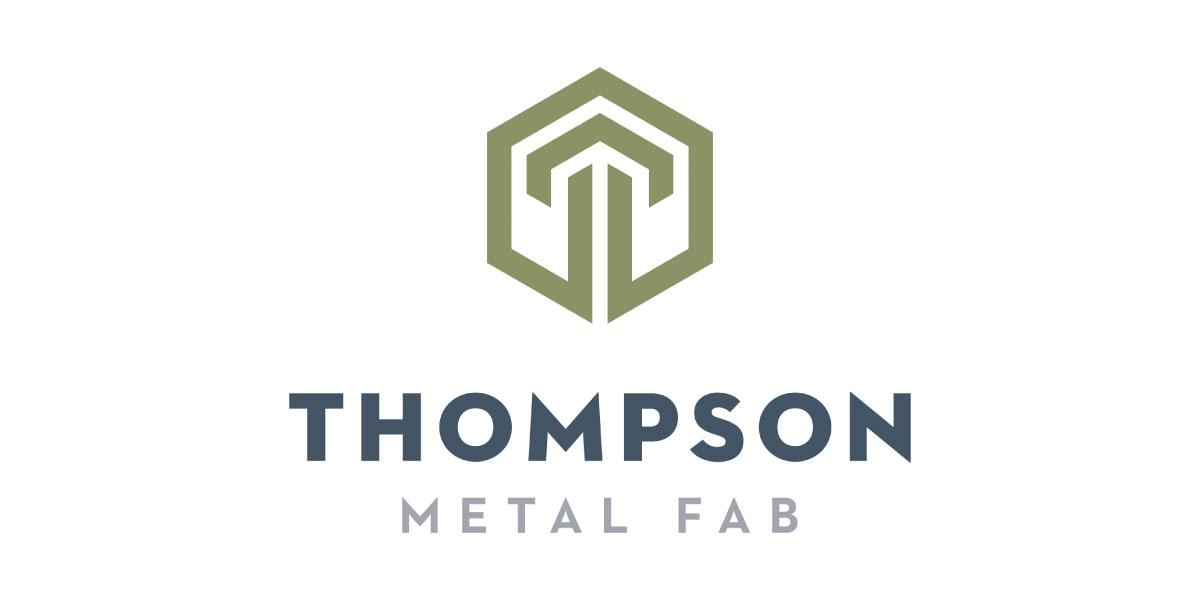 Hole Sponsors  - Thompson Metal Fab - Logo