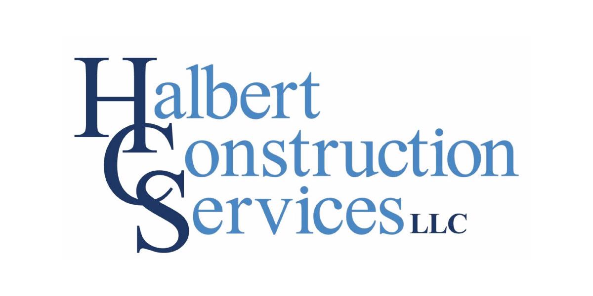 Bag Drop Sponsor  - Halbert Construction Services, LLC - Logo