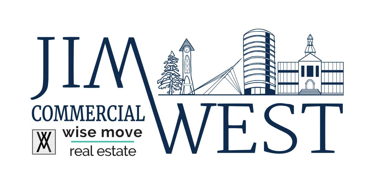 Hole Sponsors  - Jim West Commercial Real Estate - Logo