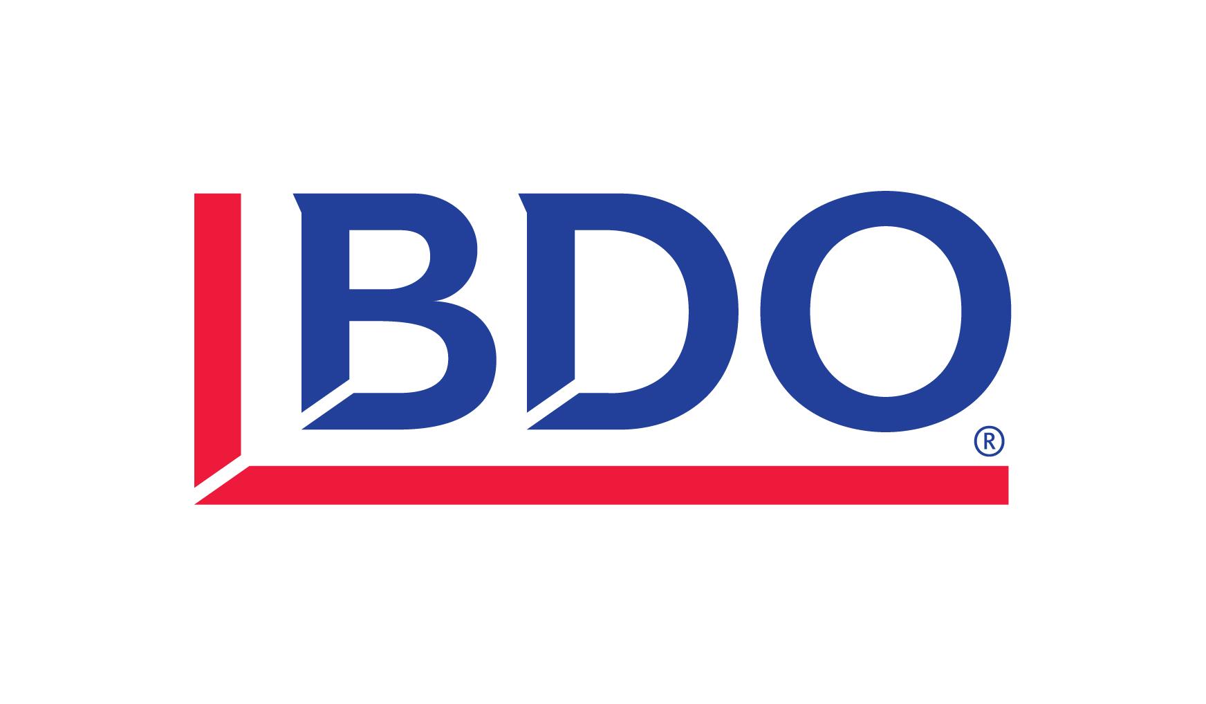 Premier Sponsor - BDO - Logo