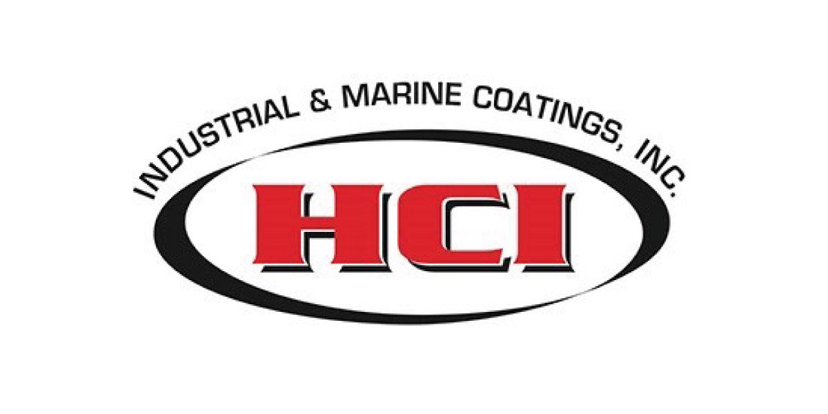 Community Caddies Sponsors - HCI Industrial & Marine Coatings, Inc. - Logo