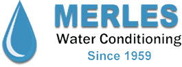 Par Sponsor $250 - Merle's Water Conditioning - Logo