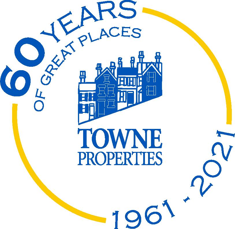 Title Sponsor - Towne Properties - Logo